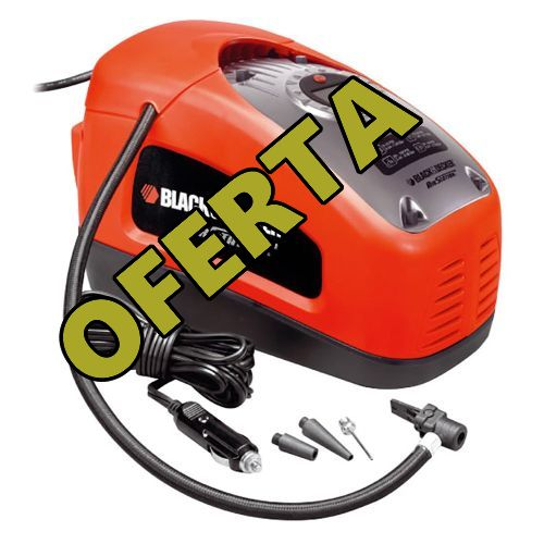 compresor domestico black decker asi300