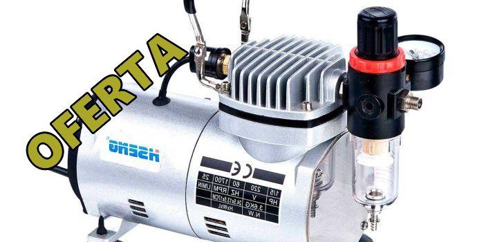 modelos de compresores de aire pequeños