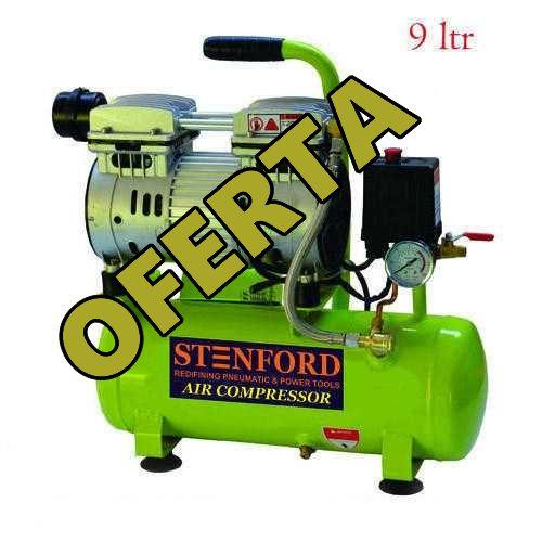 mejores compresores de aire stanley